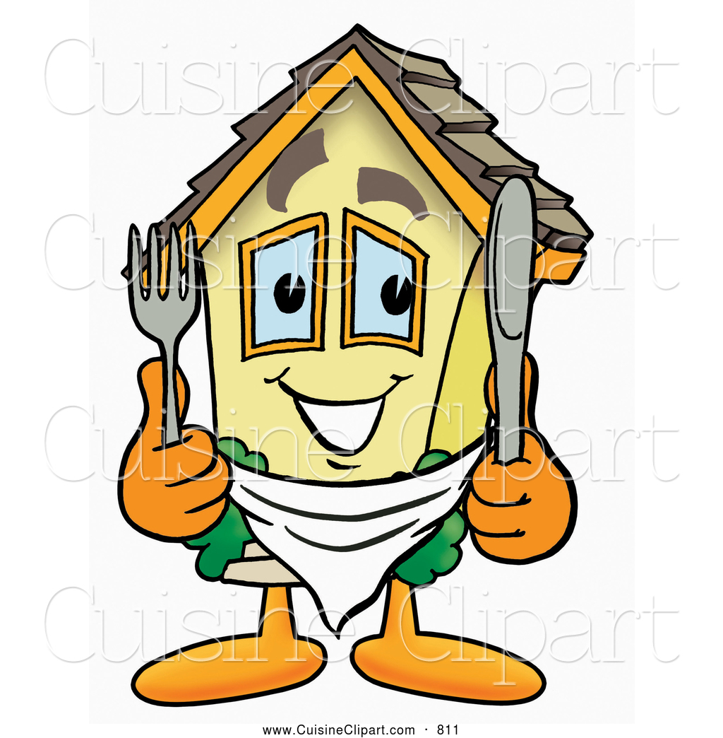 Cartoon Characters Houses : The gallery for gt used napkin clip art