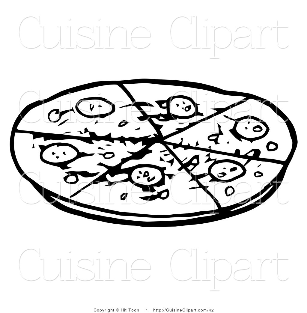 royalty free stock cuisine designs of coloring pages